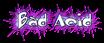 Font Toontime Bad Acid Logo Preview