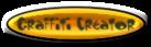 Font Toontime Graffiti Creator Button Logo Preview