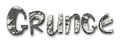 Font Toontime Grunge Logo Preview