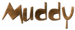 Font Toontime Muddy Logo Preview