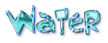 Font Toontime Water Logo Preview