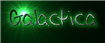 Font TupacHand Galactica Logo Preview