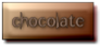 Font Under Chocolate Button Logo Preview
