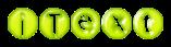 Font Xeroprint iText Logo Preview
