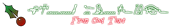 Font Yiroglyphics Christmas Symbol Logo Preview