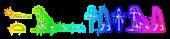 Font Yiroglyphics Chromium Logo Preview