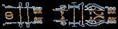 Font Yiroglyphics Cool Metal Logo Preview