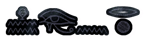 Font Yiroglyphics Dark Logo Preview
