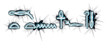 Font Yiroglyphics Frosty Logo Preview