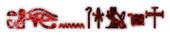 Font Yiroglyphics Particle Logo Preview