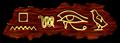 Font Yiroglyphics Slab Logo Preview