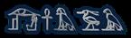 Font Yiroglyphics Tough Logo Preview