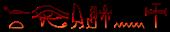 Font Yiroglyphics Vampire Logo Preview