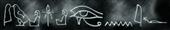 Font Yiroglyphics Wizards Logo Preview