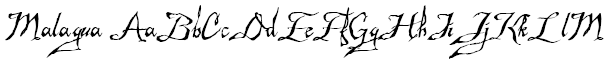 Malagua Example