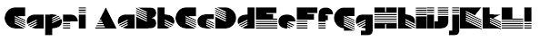 Capri Example