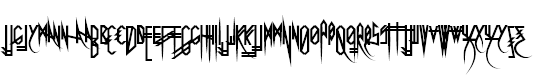 Uglymann Font