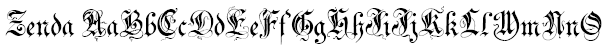 Zenda Example
