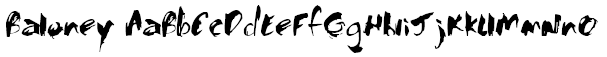 Baloney Example