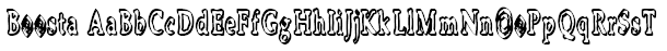 Boosta Font