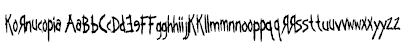 Kornucopia Example