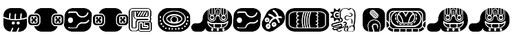 Mayan Glyphs Example