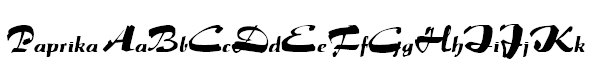Paprika Example