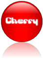 Cherry Button Logotipo